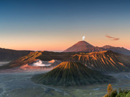 Bromo Volcano, East Java, Indonesia