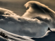 Wind cloud