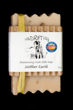 Moisturizing Goats Milk Soap - 5 oz. - Mother Earth Scent
