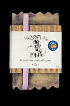 Moisturizing Goats Milk Soap - 5 oz. - Lilac Scent
