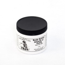 Body Butter - 4 oz. - Goats n' Oats Scent