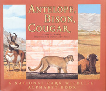 Antelope, Bison, Cougar: A National Wildlife Alphabet Book