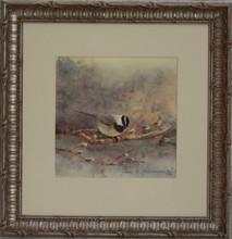 """Chickadee"" by Jean Halverson"