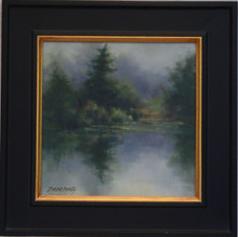 """Morning Stillness"" oil by David Marty"