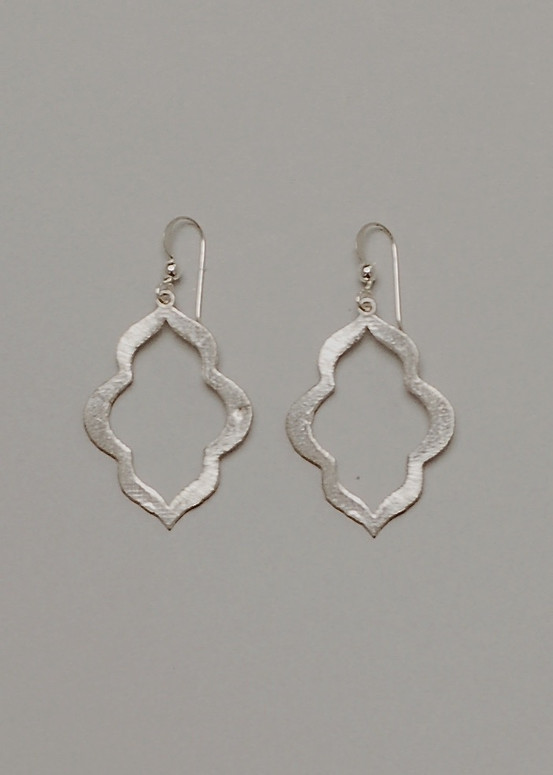 Taj Mahal Earrings- Small