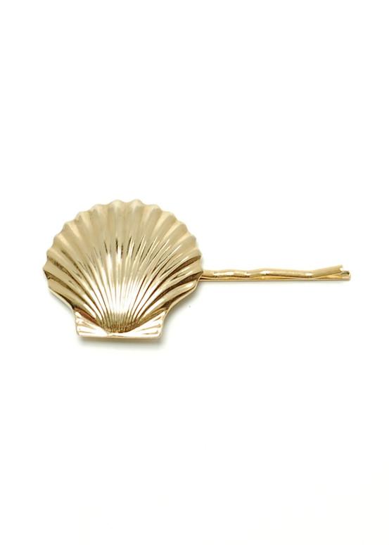 Sea Shell Hairpin