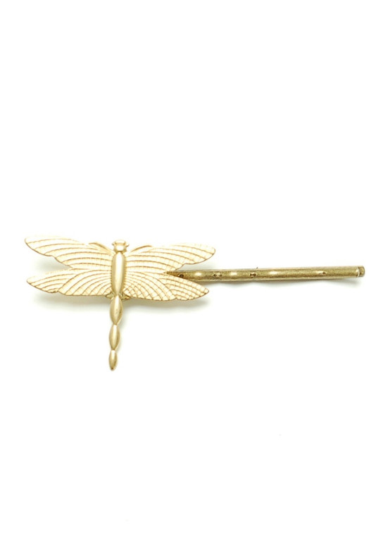 Dragonfly Hairpin