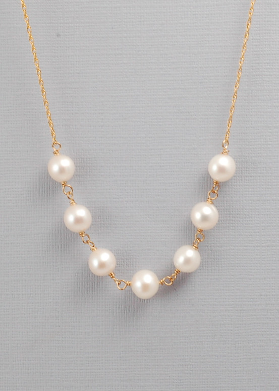 Rutledge Pearl Necklace
