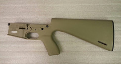 CAV-15 MKII AR15 Polymer Stripped Lower Receiver - Coyote Tan AR-15
