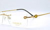 Faberge designer frames gold plated