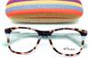 TF Occhiali 1235 classic designer Italian eyewear from www.eyehuggers.co.uk