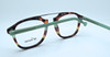 Retro Glasses by TF Occhiali available at www.eyehuggers.co.uk