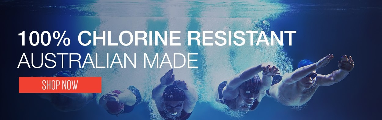 Chlorine Resistant Australian Made Swimwear