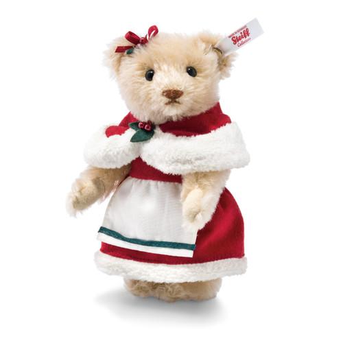 Steiff Mrs Claus Teddy Bear - 021640