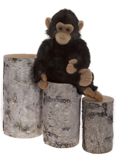 Charlie Bears Bearhouse Bear Tanzi Chimp - BB173086
