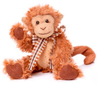 Charlie Bears Bag Buddy Mina - Available to Pre-Order