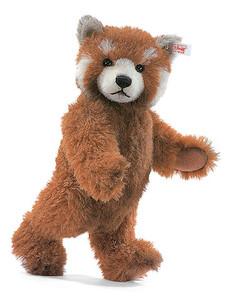 Steiff Red Panda Ted