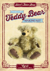 Cyril Bear Making Ki