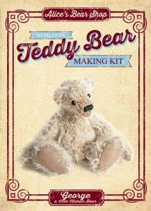 Bear Making Kit - George