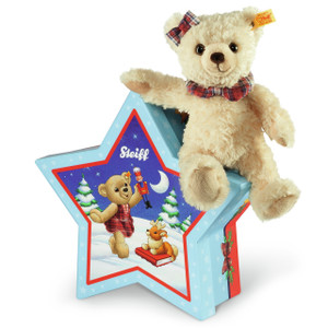 Steiff Clara Teddy bear  in a Star Box - 109959
