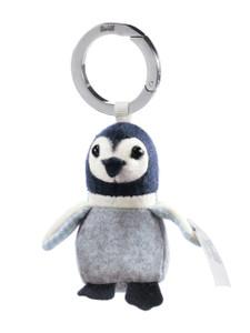 Steiff Selection Felt Penguin Keyring - 035456