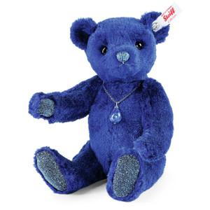 Steiff Lapis Lazuli Teddy Bear - 034237