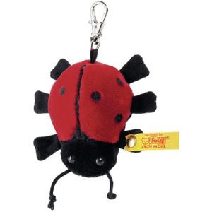 Steiff Ladybird Keyring