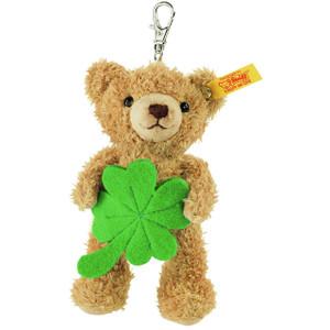 Steiff Lucky Charm Teddy Bear Keyring
