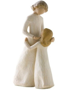 Willow Tree Mother & Daughter Figurine