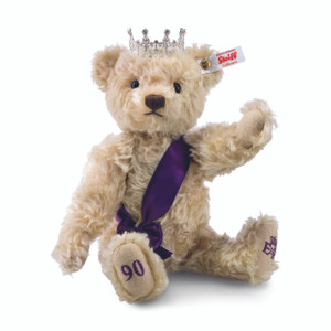 Queen Elizabeth II 90th Birthday Bear - 690020