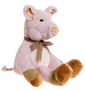 Charlie Bears Downton Pig - BB163067