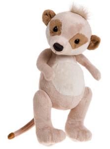 Charlie Bears Baby Boutique Mathilde Meerkat - CBPC16MEE