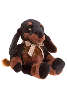 Charlie Bears Bearhouse Collection Leeds Puppy - BB163076