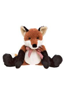 Charlie Bears Bearhouse Collection Windsor Fox -  BB163070