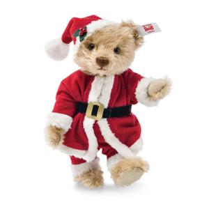 Steiff Mr Claus Teddy Bear - 021602