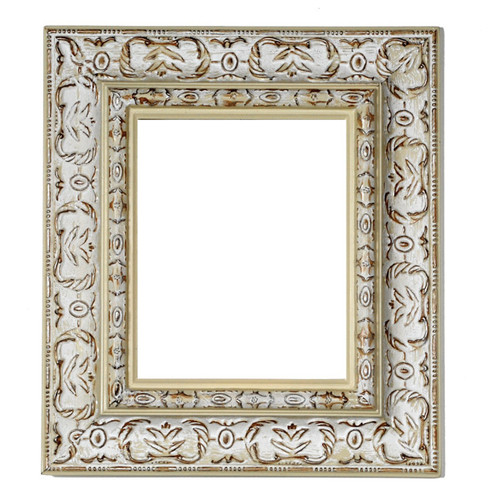 Southern Charm Frame 30X40 White Washed Wood - World of Decor