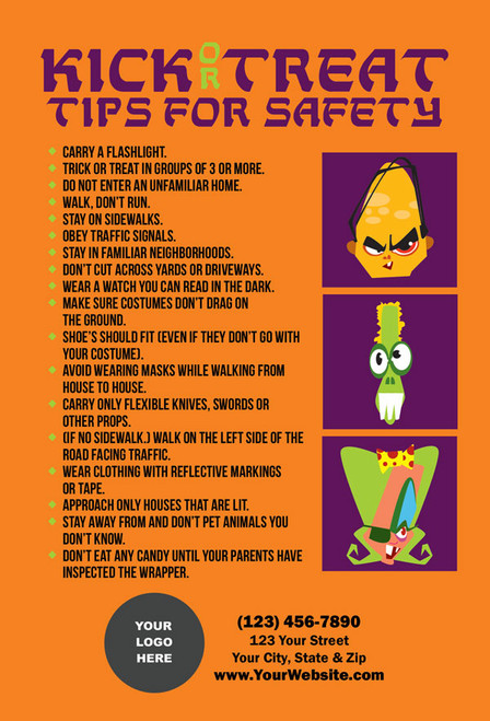 halloween safety tips v5 - Halloween Tips
