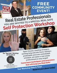 Real Estate Professionals Workshop Flyer