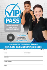 Adults VIP Tear Offs V5