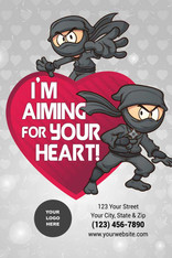 *NEW* Ninja-I'm Aiming for Your Heart