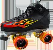 Rock Flame Skates