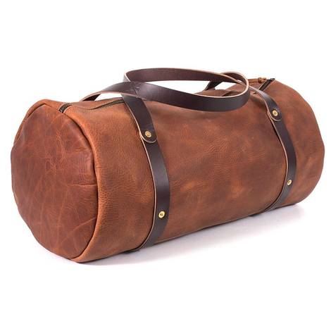 Built to last duffle bag