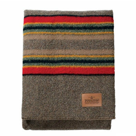 Pendleton Yakima Camp Throw - Mineral Umber