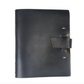 Dark Blue Leather Journal