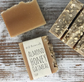 Almond, Honey, and Oatmeal Soap