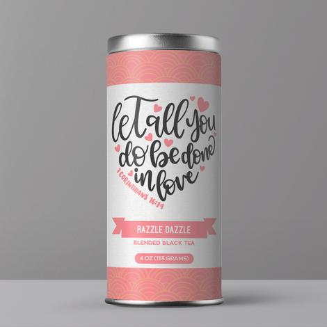 Valentine's Day Loose Leaf Tea