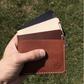 Handmade Bi-Fold Wallet
