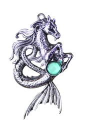 Eastgate Resource Kelpie for Mysterious Spirit Pendant by Briar