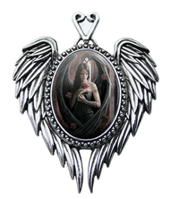 Eastgate Resource Angel Rose Cameo Pendant