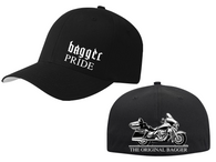 BAGGER PRIDE HATS ELECTRIC EDITION